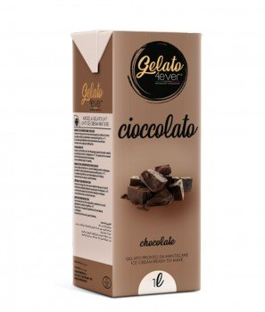 Италиански Сладолед (Gelato) с Вкус Шоколад Gluten Free 1000 ml - Gelato 4ever