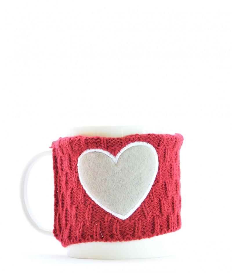 Чаша за Чай или Кафе с Плетено Елече - Art From Italy