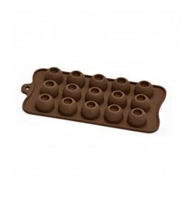 Силиконови Форми за Шоколадови Бонбони или Лед - Bialetti