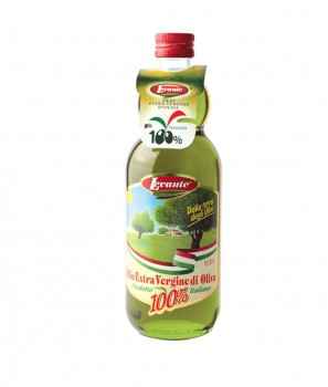Зехтин Екстра Върджин Филтриран - Деликатен 100% Италиански 1000 ml  - BioLevante