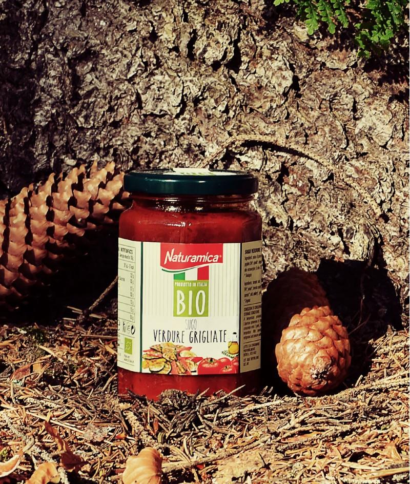Сос със Зеленчуци на Грил БИО 285gr