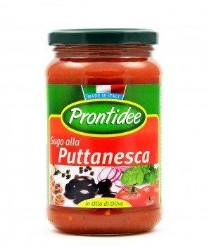 Путанеска - Средиземноморски Сос за Паста 350gr