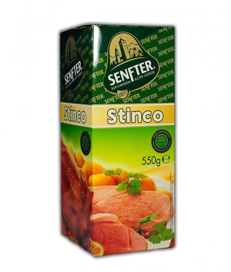 Свински Джолан - Полуготов Деликатес от Алто Адидже Gluten Free 550 g - Senfter