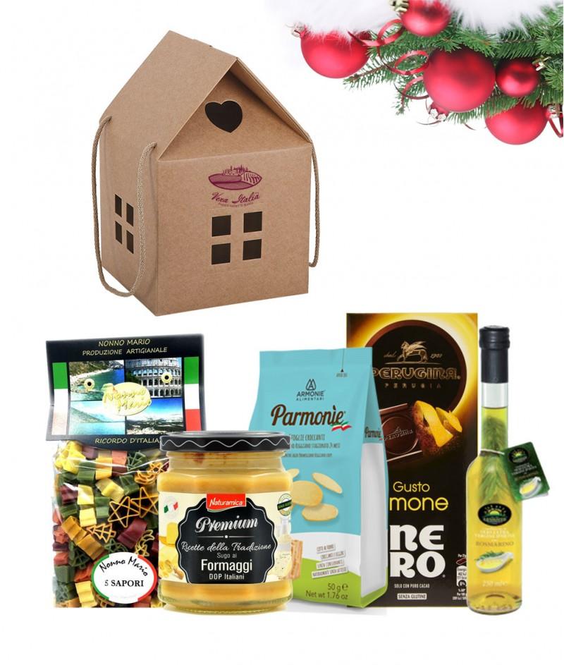 Коледна Къщичка Изкушение с 5 Продукта - Vera Italia