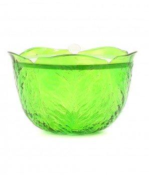 Зелена Купа за Салата с Херметичен Капак - Kasanova