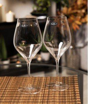 Кристални Чаши за Бяло Вино Pinot 6 бр. - Accademia Luigi Bormioli