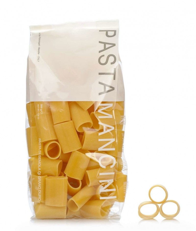 Паста Пакери, Трафилата ал Бронзо - Mancini  500gr