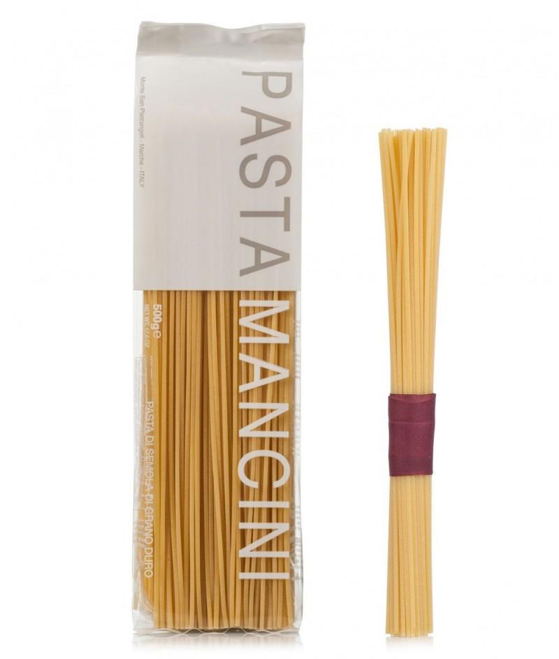 Спагети Китара, Трафилата ал Бронзо - Mancini 500gr