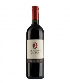 Teroldego Rotaliano 2015 DOC Magnum 1500ml Alto Adige - De Vescovi Ulzbach - Червено, Сухо Негазирано Вино