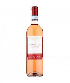 Bardolino Chiaretto DOC - Cantina Valpolicella Negrar - Розе Негазирано, Сухо Вино