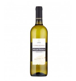 Müller Thurgau DOC  750ml - Cantina La-Vis Trentino - Бяло Негазирано Вино